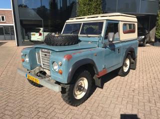 "Land Rover-88"" belasting vrij"
