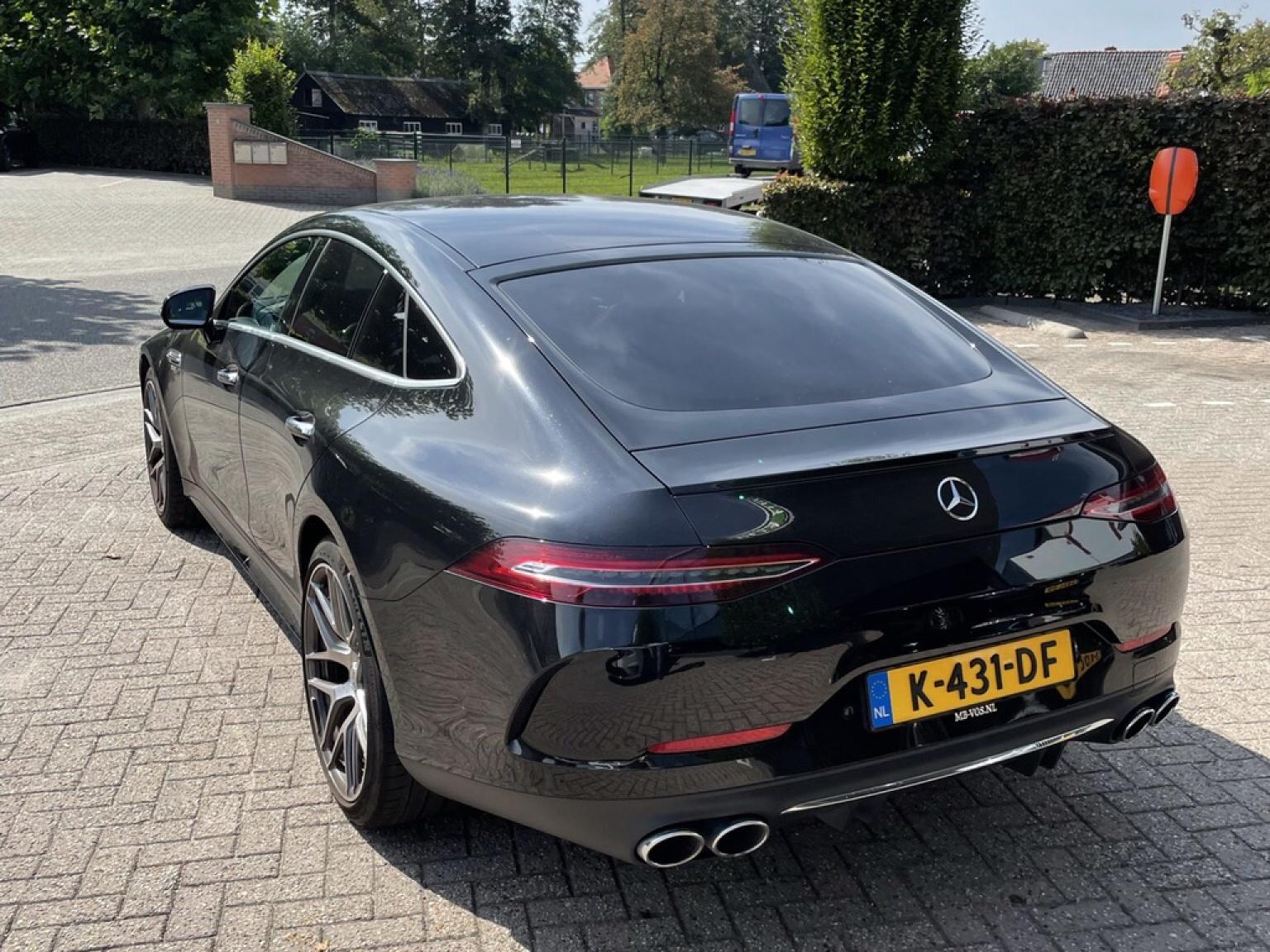 Mercedes-Benz-AMG GT 4-Door Coupe-4